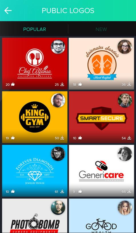 Logo Foundry - Logo Maker  Logo Creator  Free Online Logo Designer